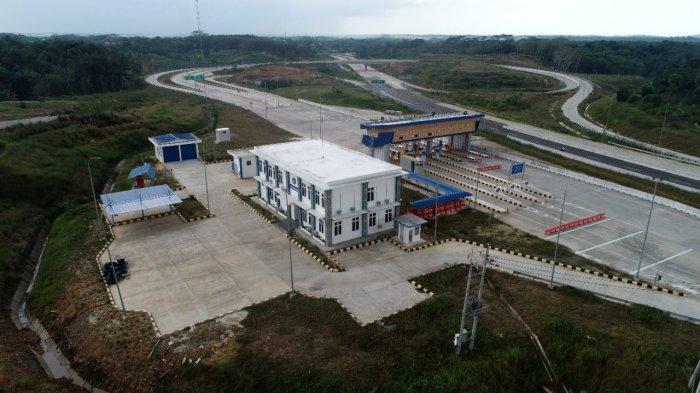 Penyelesaian Jalan Tol Balikpapan-Samarinda Masih Terkendala di Seksi 1 dan 5